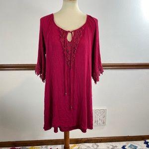 ❤️ Naïf peasant dress size PXL
